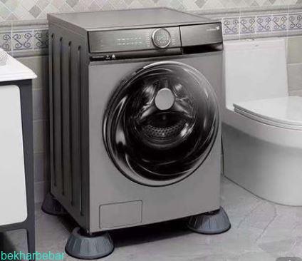 پدهای لرزه گیر لباسشویی
